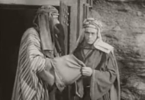 James Dean as John the Apostle in Hill Number One